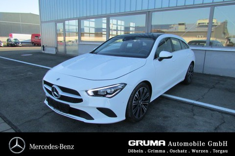 Mercedes-Benz CLA 180 d SB BUSINESS EASY-PACK