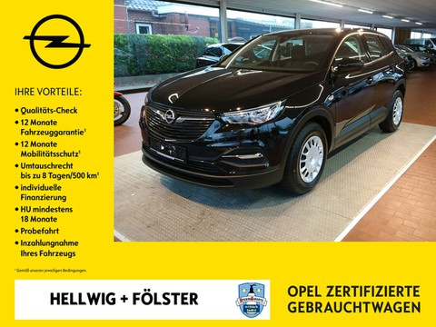 Opel Grandland X 1.2 Turbo Selection