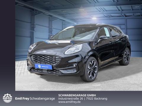Ford Puma 1.0 EcoBoost Hybrid ST-LINE X