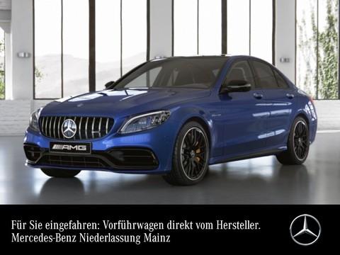 Mercedes-Benz C 63 S Sportpaket Vollleder