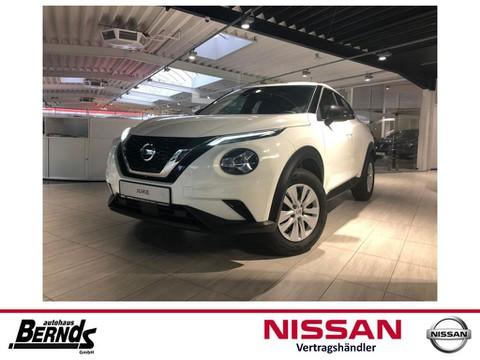 Nissan Juke DIG-T 117 Visia