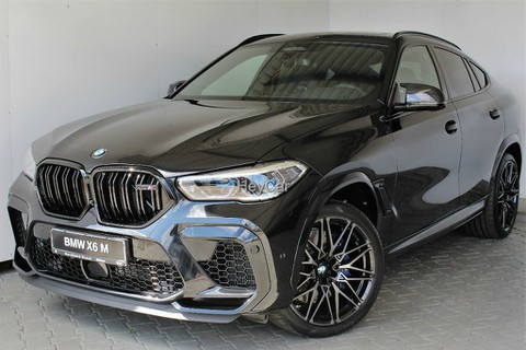 BMW X6 M Competition Competition Paket