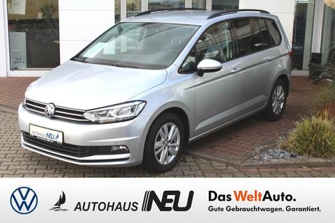 Volkswagen Touran 2.0 TDI Comfortline A