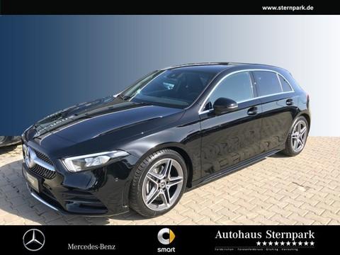 Mercedes-Benz A 200 AMG Line MBUX SPURASS