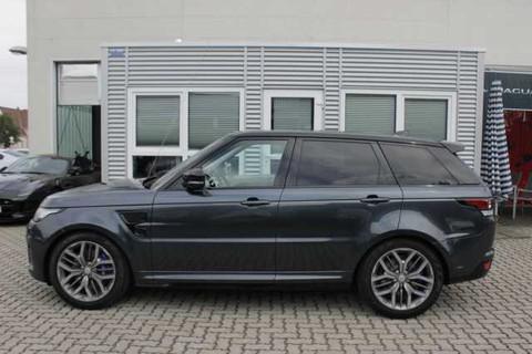 Land Rover Range Rover Sport Supercharged SVR WERKSGARANTIE BIS 07 20