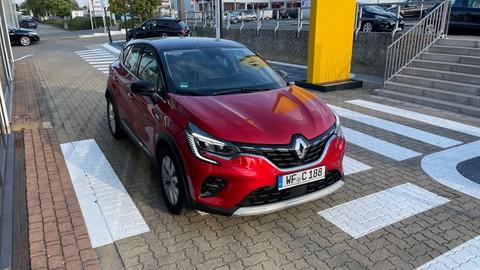 Renault Captur INTENS TCe 140 eCall-Notrufsystem