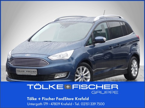 Ford Grand C-Max 1.5 L Titanium 88KW