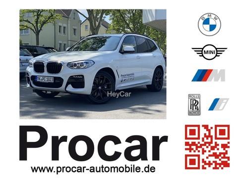 BMW X3 xDrive30d M Sport inkl