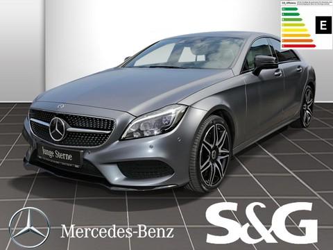 Mercedes CLS 500 AMG-Line