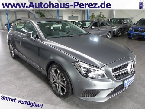 Mercedes CLS 220 Shooting Brake d Sport SELENIT MATT