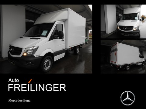 Mercedes-Benz Sprinter 316 Koffer LBW