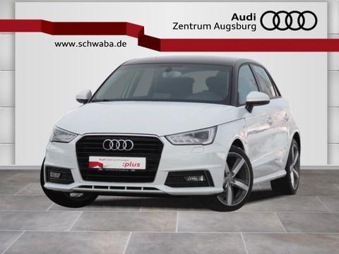 Audi A1 1.0 TFSI Sportback S line ADMIRED