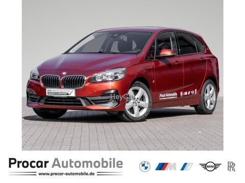BMW 225 Active Tourer Hybrid Finanz