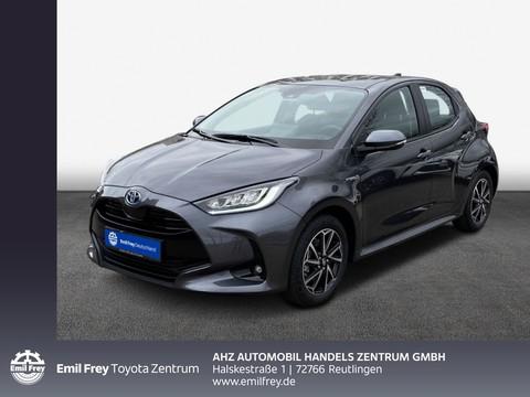 Toyota Yaris 1.5 VVT-i Hybrid Club Comfort Paket