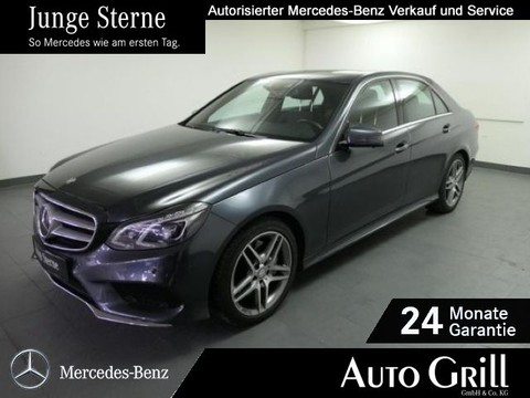 Mercedes-Benz E 350 AMG Logic7