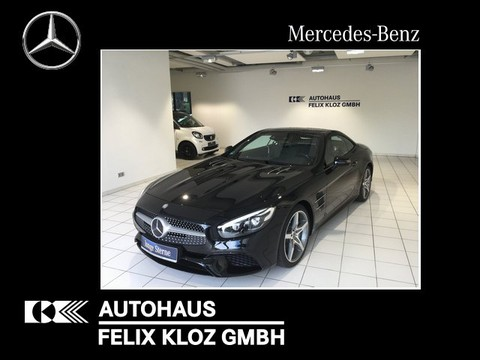 Mercedes-Benz SL 500 AMG-Line