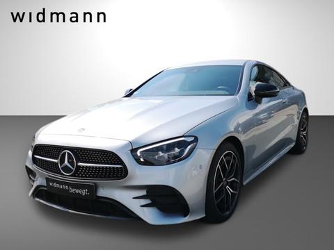 Mercedes-Benz E 200 Coupé Business-P Night-P