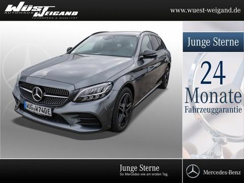 Mercedes-Benz C 300 de T AMG-Line °