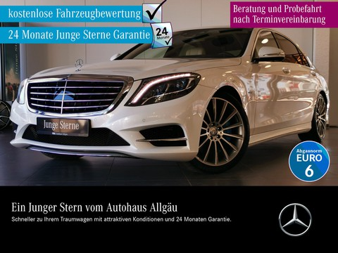 Mercedes-Benz S 500 e Hybrid AMG ° BUR