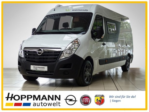 Opel Movano Womondo Momento Querschläfer Spieg beheizbar