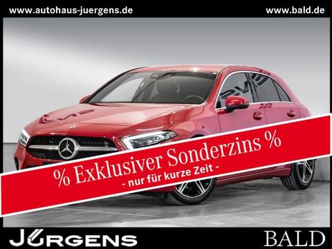 Mercedes-Benz A 220 d Progressive Amb