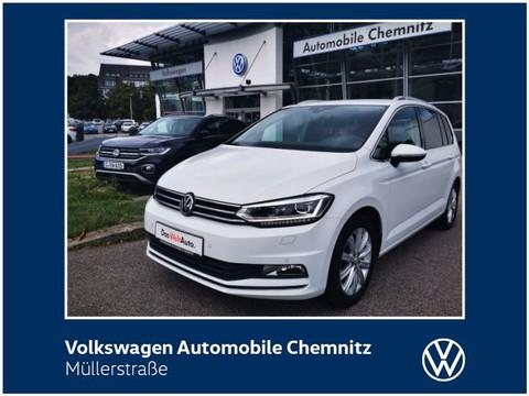Volkswagen Touran 2.0 TDI Highline Business-Paket