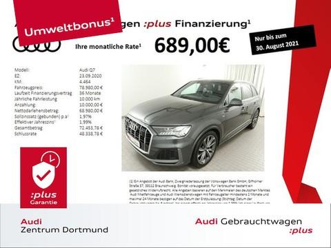 Audi Q7 55TFSIe qu S line HDMatrix Laser °