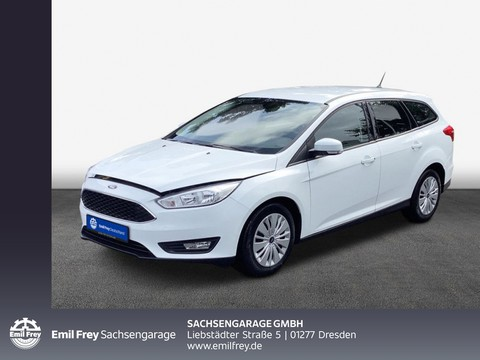 Ford Focus 1.0 EcoBoost Business Edition WKR