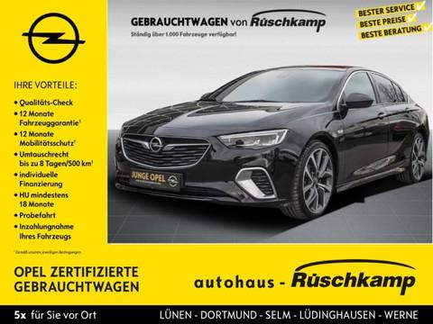 Opel Insignia GSi Turbo