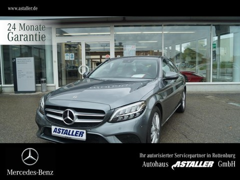 Mercedes-Benz C 200 d Avantgarde Business LEDHi 3xAdvanced