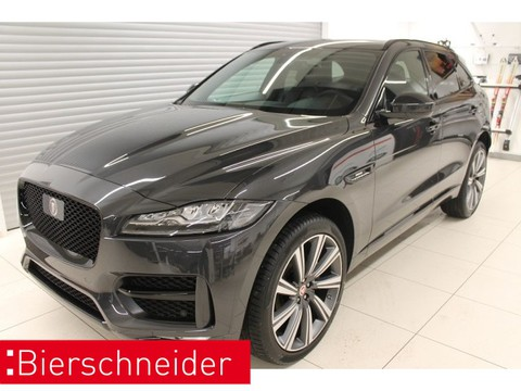 Jaguar F-Pace 25t AWD R-Sport 639 - PERFORMANCE LEASING 36 MONATE 10000 KM OHNE ANZAHLUNG