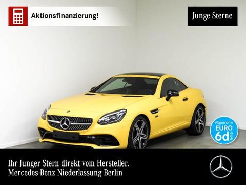 Mercedes-Benz SLC 200 Final Edition