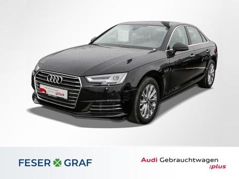 Audi A4 2.0 TFSI design