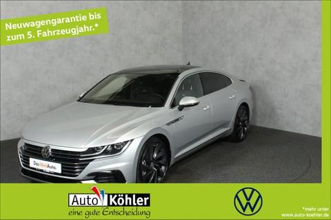 Volkswagen Arteon R-Line Vollausstattung He