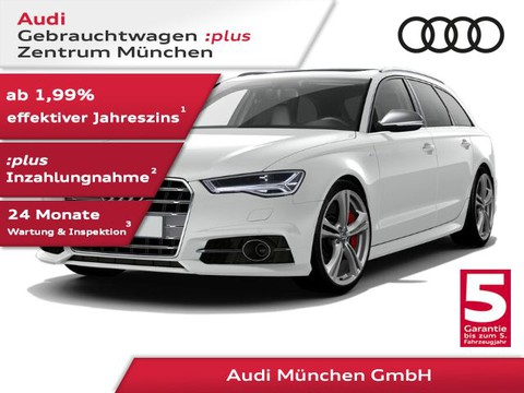 Audi S6 4.0 TFSI Avant Zoll