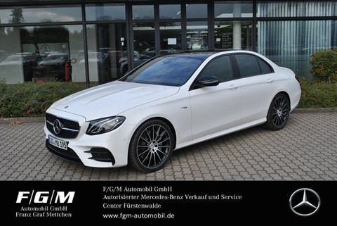 Mercedes AMG E 53 AMG COM Night SItzkl