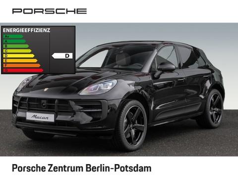 Porsche Macan 3.0 S Burmester