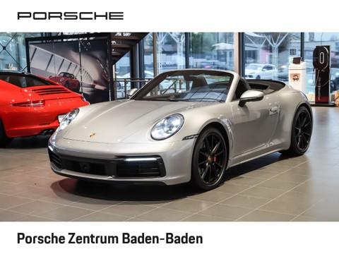 Porsche 992 911 Carrera S Cabrio in Kontrasnaht