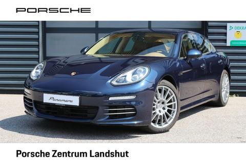 Porsche Panamera 4S | Yachting Mahagoni Interieur |
