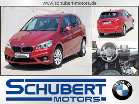 BMW 220 d xdrive Active Tourer Licht