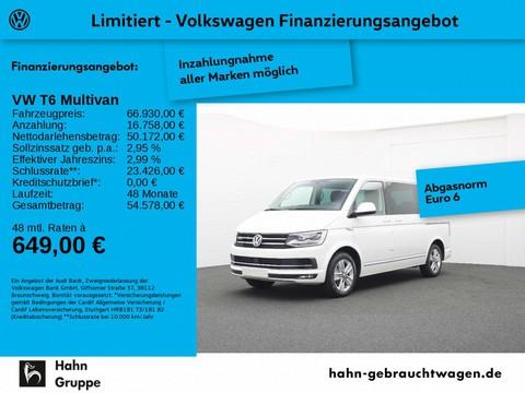 Volkswagen T6 Multivan 2.0 TDI Highl