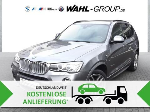 BMW X3 xDrive30d M Sportpaket HiFi