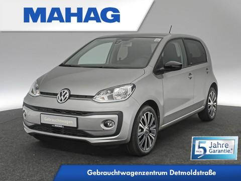 Volkswagen up 1.0 IQ DRIVE 4doors maps moreDock 16Zoll
