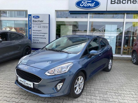 Ford Fiesta 1.0 EcoBoost COOL&CONNECT SB