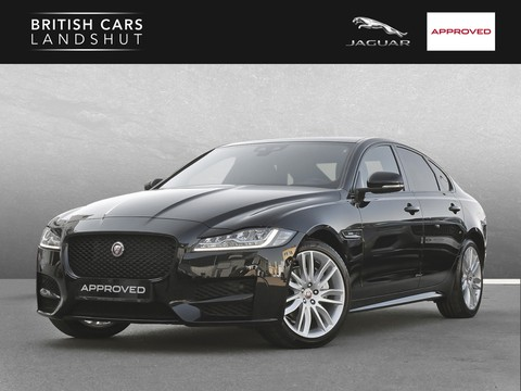 Jaguar XF 5.0 20d AWD R-Sport Automatik UPE 660