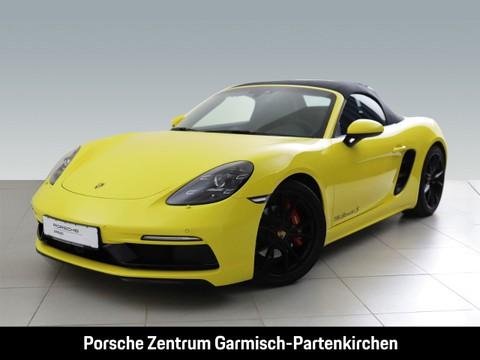 Porsche Boxster 718 S Spurwechselassistent