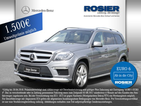 Mercedes GL 350 AMG Line Airm