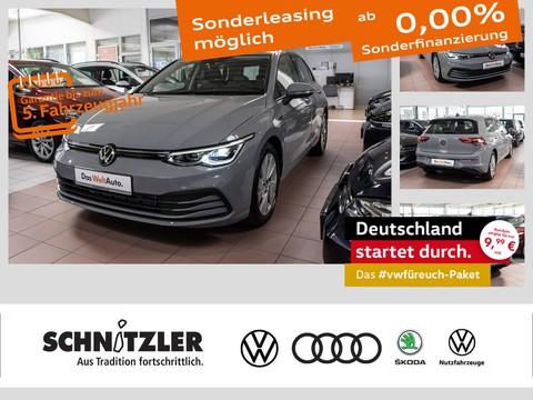 Volkswagen Golf 2.0 TDI 8 First Edition plus EPH