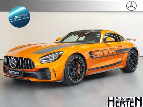 Mercedes-Benz AMG GT R Coupé AMG Track