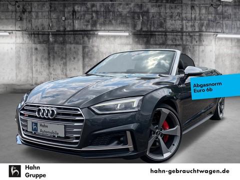 Audi S5 3.0 TFSI quatt Cabrio